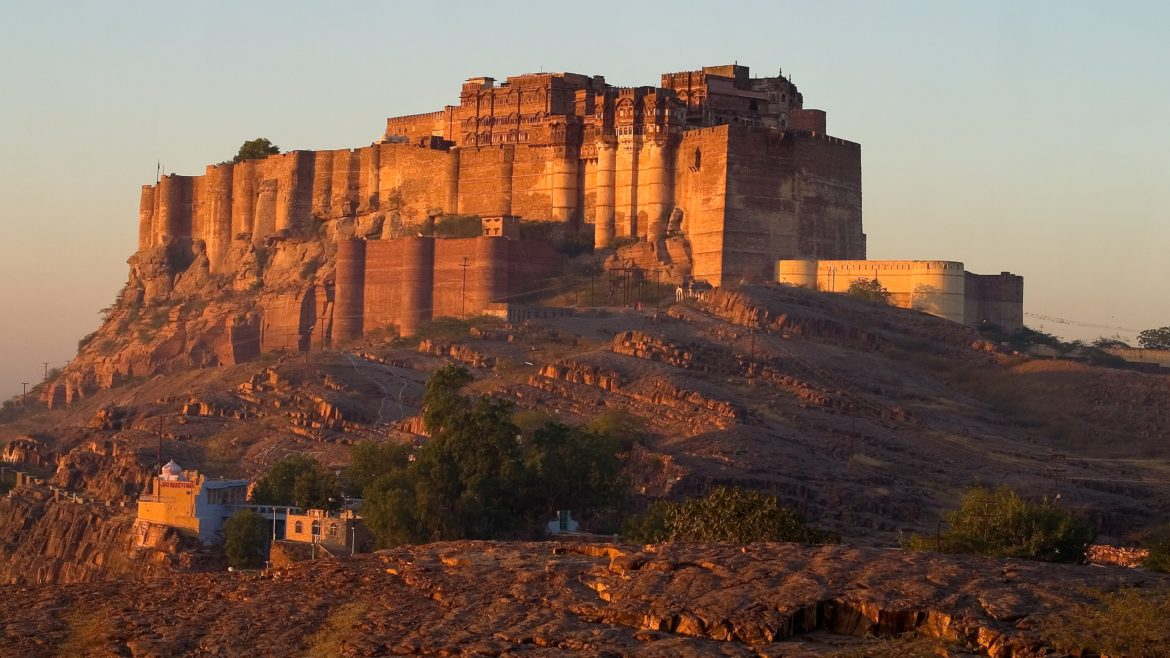 The Mehrangarh Sojourn