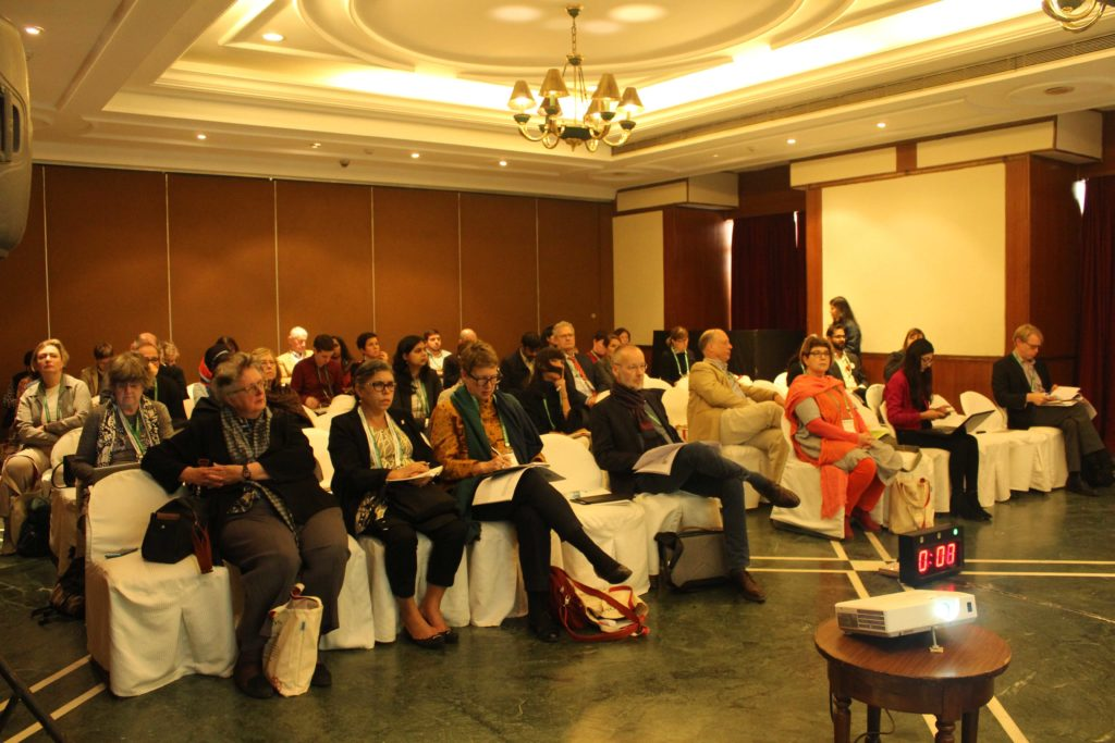 Ongoing sessions on Heritage and Democracy