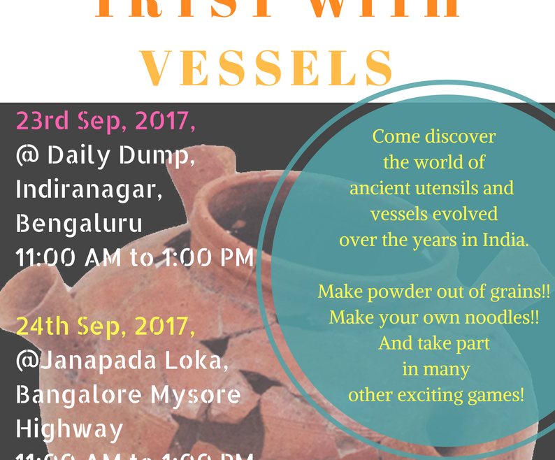 TRYST WITH VESSELS