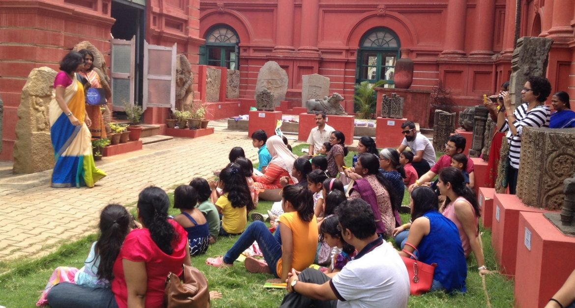 Love Museums? Celebrate International Museum Day Playing Treasure Hunt With This Bengaluru Org | www.thebetterindia.com