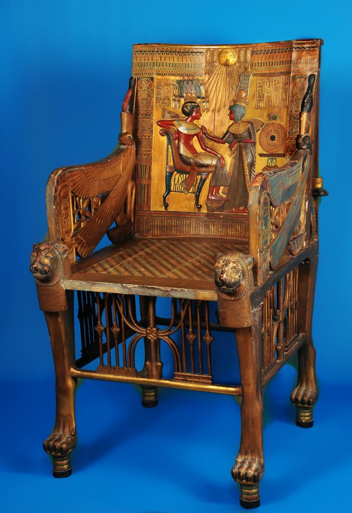 Tutankhamen's Throne (copy)