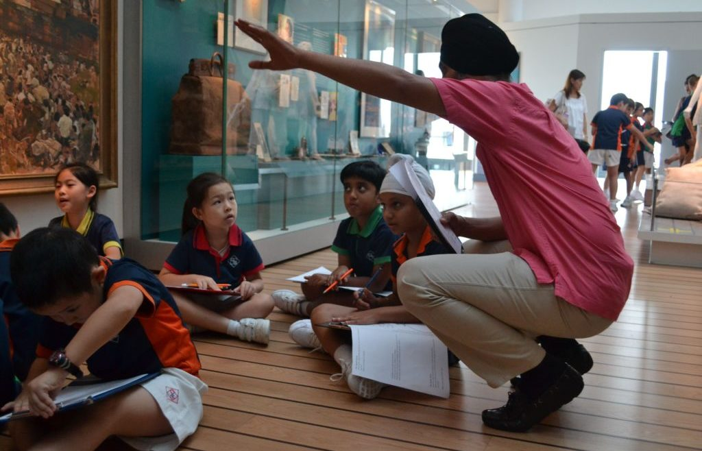 Building New Audiences in an Asian Museum